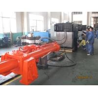 16m Stoke Horizontal Single Action Hydraulic Cylinder Miter Gate For Industrial Manufactures