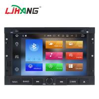 Android 8.0 System Car Peugeot DVD Player 3008 With RDS MP3 Digital Radio Manufactures