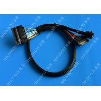 Workstations Servers SFF 8643 To U.2 SFF 8639 Cable With 15 Pin SATA Power Connector Manufactures