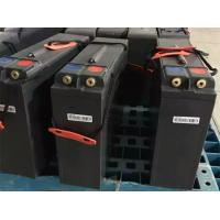 Portable 100 Ah Gel Lead Acid Battery , Front Terminal 12v Deep Cycle Battery Manufactures