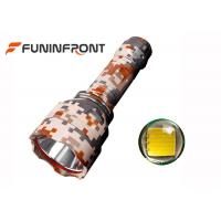 Camo Color High Range Cree LED Torch 10W Powerful CREE T6 Tactical Flashlight Manufactures