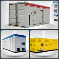 MTU engine Container Generator Set Manufactures