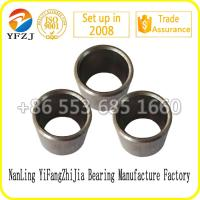 Quality sintered bush for fan motor,bronze or sintered spherical bearing bush for sale