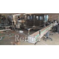 Fully Automatic Rotary Barrel Filling Machine Drinking Water Bottling Plant Manufactures