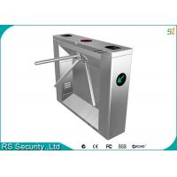 Civilized Access Tripod Turnstile Security Systems Bridge Type Tripod Turnstyle Manufactures