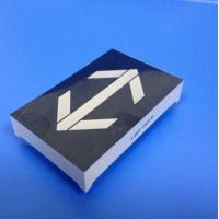 2.0 Inch Big Ultra Red Dual Arrow Led Display , Led Arrow Display Manufactures