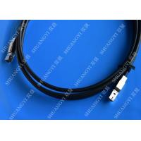3.3FT External SAS Cable HD Mini SAS SFF-8644 To SFF-8644 Cable 1M / Black Manufactures