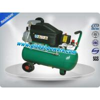 600W Mobile Piston Air Compressor Low Vibration With 2 Years Warranty Manufactures