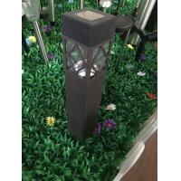 Poly Crystal / Amorphous Solar Garden Lights Weather Resistant Solar Light Manufactures