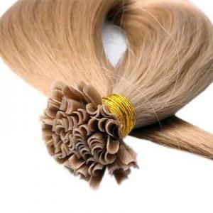 Clip in Hair Extensions Human Hair Extensions 100% remy Human Hair U tip Hair Manufactures