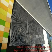 oem aluminum decorative expandable sheet metal architectural mesh Manufactures