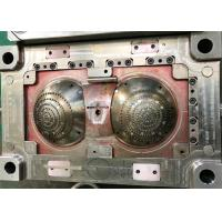 Standard Size Precision Injection Molding Low Volume Plastic Auto Head Lamp Manufactures