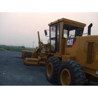 4.162kw Engine Used Motor Grader 140h  , Caterpillar Heavy Equipment With Ripper Manufactures