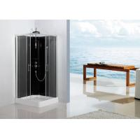 Multi - Function Framed Square Shower Cabins 800 X 800 With Shower Tray Manufactures