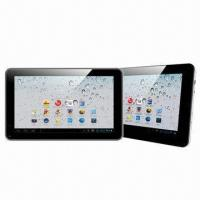 Buy cheap 9-inch Tablet PC, 5-point Capacitive Screen Touch, 1.5GHz CPU Speed from wholesalers