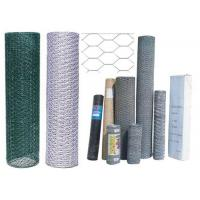 Poultry Galvanized Iron Wire Mesh For Chicken / Rabbit Cage Wire Mesh Manufactures