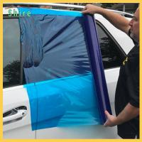 Plastic Surface Protection Film Car Wrap Film Collision Wrap Crash Wrap For Auto Body Manufactures