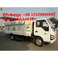 Quality best price ISUZU Brand vacuum road sweeping truck for sale, factory sale Japan for sale