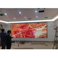 China Indoor SMD LED Display Programmable Electronic Led Display Sign Board Adjustable Brightness on sale