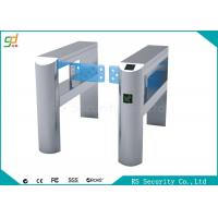 Subway Supermarket Swing Gate Waterproof Automatic Security Traffic Barrier Manufactures
