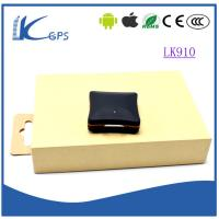 Mini Portable GPS Tracker Device SMS Locator for Child/Old/Pet/Car  dog gps tracker Black LK910 Manufactures