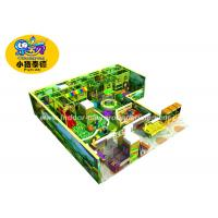 Anti - Static Plastic Castle Theme Kids Indoor Soft Play Areas For Amusement Park Manufactures