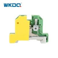 JEK 6/35 Screw Connection Terminal Block 6 Mm² Rated Cross Section Side Entry Manufactures
