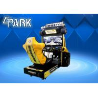 Exciting Racing Game Machine Amusement Park Equipment Coin Operated Manufactures