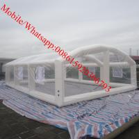 inflatable crystal bubble tent inflatable house tent inflatable church tent Manufactures