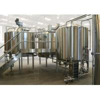 Commercial Apple Juice Processing Line 3000-8000 BPH Stainless Steel Material Manufactures