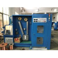 22DT Fine Wire Drawing Equipment For Drawing And Annealing Single Bare Copper Wire Manufactures