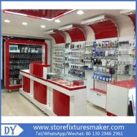 Quality New mobile phone shop design/mobile phone shop interior design for sale