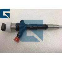 China High Performance Common Rail Diesel Fuel Injector Nozzle 23670-30190 2367030190 on sale