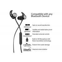 Quality 3w 60mah Wireless Bluetooth Sport Headphones With Stereo Sound / Bass for sale