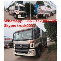 Euro 3 FOTON AUMARK 4*2 168hp 10tons-14tons farm-oriented feed delivery truck for sale, best price FOTON LHD feed truck Manufactures
