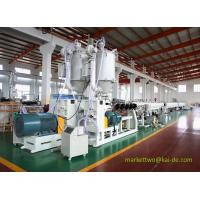 China High Speed Glassfiber PPR Pipe Making Machine 20mm-110mm on sale