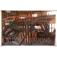 45KW Electric Furnace Continuous Casting Machine Upward Type For Oxygen Free Copper Rod Manufactures