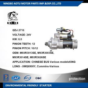 Auto Spare Parts Car Starter Motor M93R3013SE / M93R3003SE / M93R3014SE / M93R3026SE Manufactures