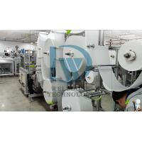 Automatic FFP3/FFP2 N95 Face Mask Body Making Machine Manufactures