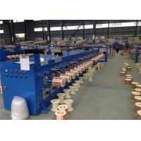 Hot Pot Tinning Machine Fine Wire Drawing Machine With Continuous Annealing Manufactures