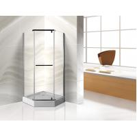 900x900mm Dimond Shape Corner Shower Stall Normal Temperature Storage Manufactures