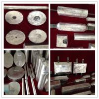 Buy cheap Pipeline Cathodic Protection System , Sacrificial Cathodic Protection anode from wholesalers