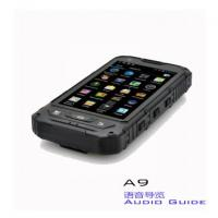 3 Proof A9 Android Museum Audio Guide Equipment For Qrcode Digital Guide Manufactures