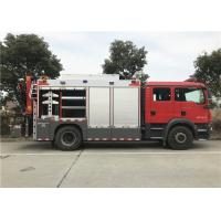 13KW Honda Generator Emergency Rescue Vehicle Max Permissible Load 16000kg Manufactures