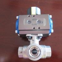 Pneumatic Stainless Steel Ball Valve Manufactures
