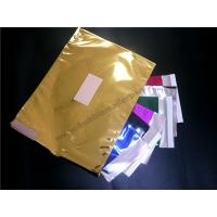 China Shock Resistance Laminated Foil Pouches , Aluminium Packing Bag 295x435mm #J on sale
