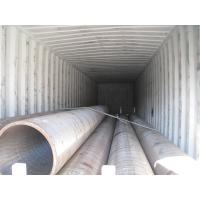 Buy cheap Alloy Steel High Pressure Boiler Tube ASTM A335 P92 48'' 1219mm X 140mm Size from wholesalers