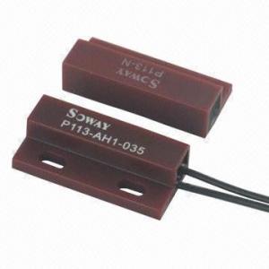 Magnetic Contact/Reed/Door Window Alarm Switch Sensor Manufactures