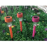 Quality IP44 Outdoor Lawn Solar Lights Mini Solar Stick Lights With Automatic Turn On / for sale