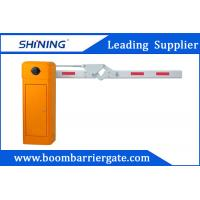 CE Approved Electronic Parking Lot Security Gates For Access Control System Manufactures
